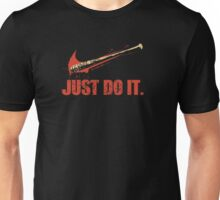 Negan Just Do It Unisex T-Shirt