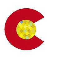 Colorado Pixel  by bleastudios