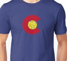 Colorado Pixel  Unisex T-Shirt