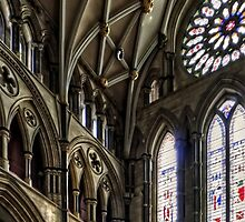 South Transept by Tom Gomez