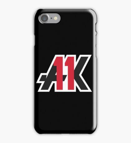Ali Krieger iPhone Case/Skin
