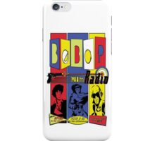 Radio Bebop iPhone Case/Skin