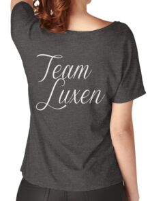 Team Luxen Women's Relaxed Fit T-Shirt