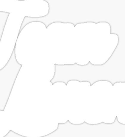 Team Luxen Sticker