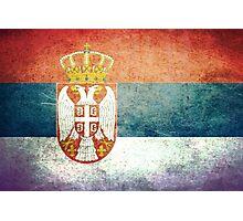 Serbia - Vintage Photographic Print