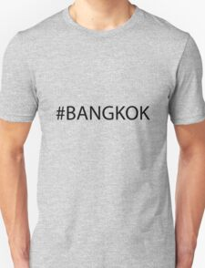 #Bangkok Black T-Shirt