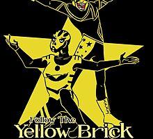 Yellow Brick Rhodes by Shensation