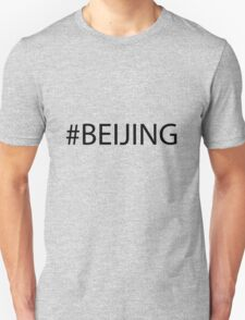 #Beijing Black T-Shirt