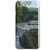 River Moriston, Invermoriston, Highland, Scotland iPhone Case/Skin
