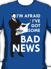 Bad News Barrett  T-Shirt