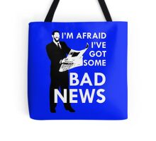 Bad News Barrett  Tote Bag