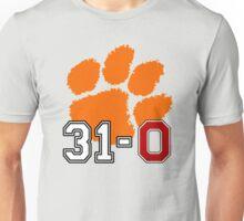 Clemson 31-0 Unisex T-Shirt