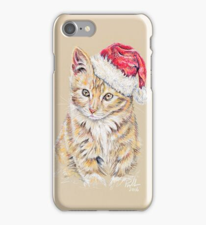 Have Yourself A Furry Little Christmas iPhone Case/Skin