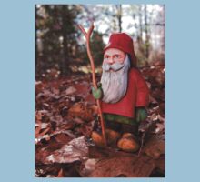 St. Nicholas Out for an Autumn Walk Kids Clothes