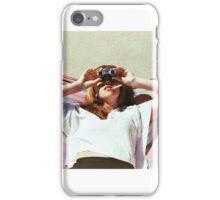 Binoculars iPhone Case/Skin