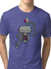 Happy Machine Tri-blend T-Shirt
