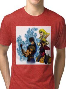 Fist of The North Star Tri-blend T-Shirt