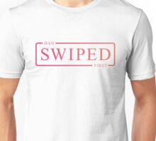 Han Swiped First Unisex T-Shirt
