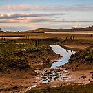Poppit Sands by mlphoto