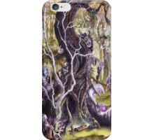 Heist of the Wizard's Staff iPhone Case/Skin