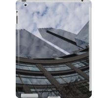 Hugging Columbus Circle - Curved New York Skyscrapers iPad Case/Skin