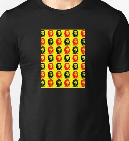 Che Guevara Pop Art Revolution Unisex T-Shirt