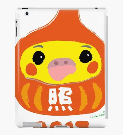 Happy Cockatiel Dharma Doll 2017 iPad Case/Skin