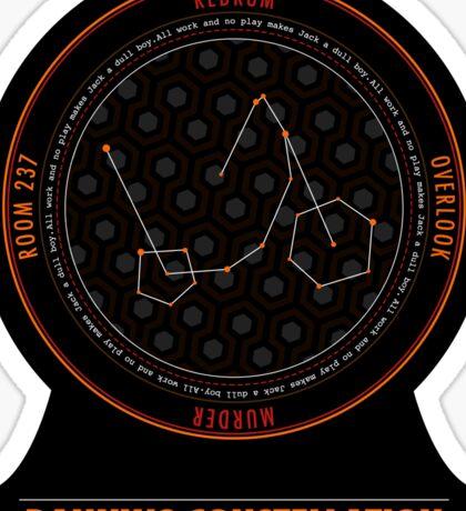 Danny's Constellation Sticker