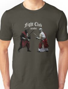 Medieval Knight Fight Club Member t-shirt T-Shirt
