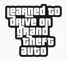 Learned to drive on GTA by fireballuke
