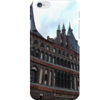 Holstein Tor iPhone Case/Skin