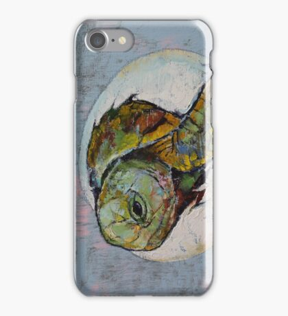 Baby Sea Turtle iPhone Case/Skin