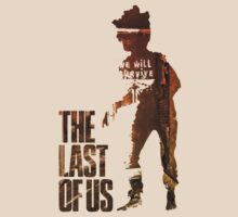 The Last Of Us: We Will Survive T-Shirt