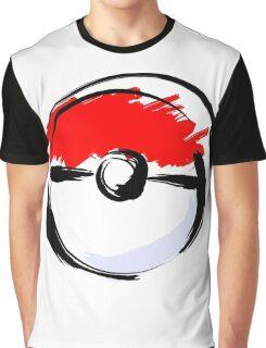 Pokemon pokeball Graphic T-Shirt