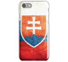 Slovakia - Vintage iPhone Case/Skin