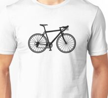 Racing bicycle Unisex T-Shirt