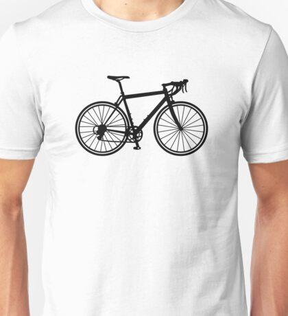 Racing bicycle Unisex T-Shirt
