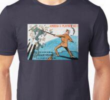 WWII America's Playboy FDR Unisex T-Shirt