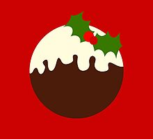 Christmas Pudding (version 2) by CraftyChloe23