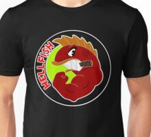 Fighting Hellfish Unisex T-Shirt