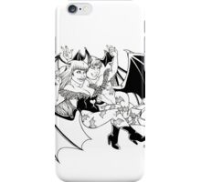 Succubus Selfies iPhone Case/Skin