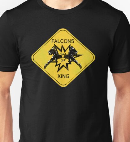 Falcons Xing Unisex T-Shirt
