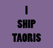 I ship TaoRis by supalurve