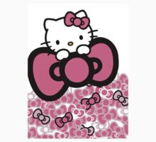 pink bow hello kitty  T-Shirt