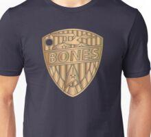 Judge Bones Unisex T-Shirt
