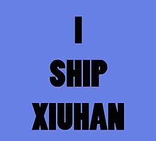 I ship XiuHan by supalurve
