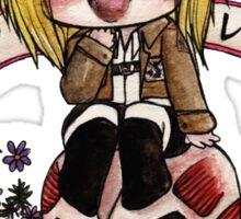 Christa Renz Sticker