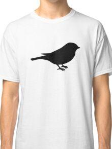 Bird chickadee Classic T-Shirt