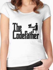 The Codefather Women's Fitted Scoop T-Shirt