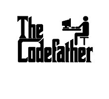 The Codefather Photographic Print